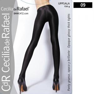 NO. 28150 Cecilia de Rafael - uppsala 150g - 프리미엄 하이레그 노라인 빽심 울트라광택 불투명 팬티스타킹 웁살라 150g
